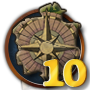 Quest Hot on the Trail 10-icon