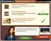 Quest Mother's Memories 5-Tasks