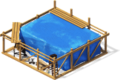 Freeitem Outdoor Bath-construction