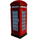 Marketplace Royal Phone Booth-icon