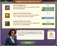 Quest A Basket Case-Part Two 1-Tasks