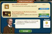 Quest A Bit O' Green 2-Tasks