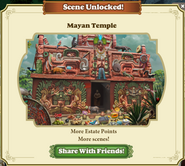Scene Unlocked Mayan Temple