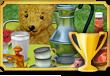 Quest Task Trophy Kids' Tea Party-icon