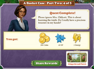 Quest A Basket Case-Part Two 4-Rewards