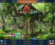 Secluded Treehouse (Scene) Spanish