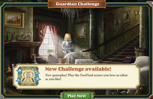 Guardian Challenge Living Room