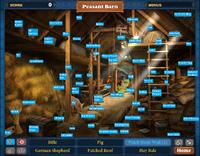 Scene Peasant Barn-Map