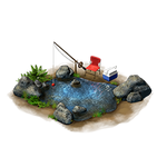 Freeitem Fishing Pond-preview