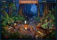 Scene Conquistador Camp-Screenshot