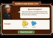 Quest Geoffrey's Safe Room 7-Rewards