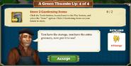 Quest Gardening Storage 4-Tasks