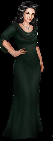 Character Fiona Quinn
