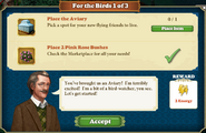 Quest For the Birds 1-Tasks
