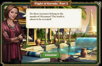 Flight of Garuda Part Two-Teaser