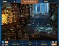 Scene Vermont Library-Screenshot