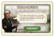 Quest Hot on the Trail Complete-caption