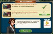 Quest Bazaar Bargain-Tasks