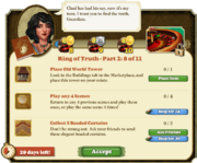Quest Ring of Truth-Part Two 8-Tasks