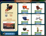 Freeitem Steam Train-info