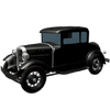 Marketplace 1930s Getaway Car-icon