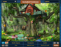 Scene Secluded Treehouse-Screenshot