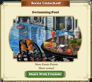Scene Unlocked Swimming Pool