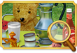 Quest Task Find Kids' Tea Party-icon