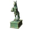 Marketplace Vanner Horse Statue-icon