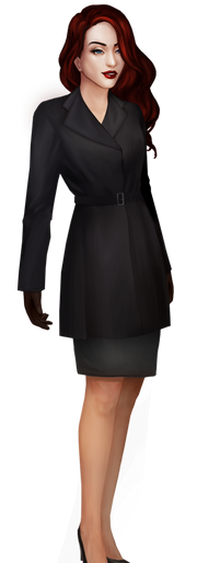 Character Faye Smile