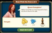 Quest Bear With Me Part 2-Rewards