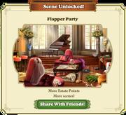Scene Unlocked Flapper Party