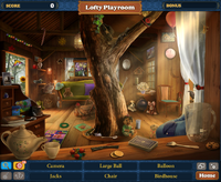 Scene Lofty Playroom-Screenshot