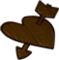 HO TitanicDeparture Heart-icon