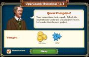 Quest Upgradable Buildings-Rewards
