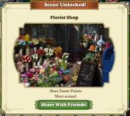 Scene Unlocked Florist Shop