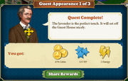 Quest Guest Appearance 1-Rewards