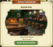 Scene Unlocked British Pub