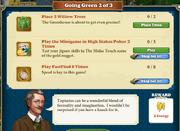 Quest Going Green 2-Tasks