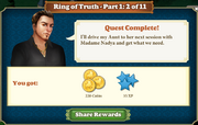 Quest Ring of Truth-Part One 2-Rewards