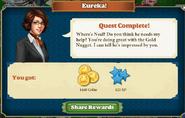 Quest eureka complete