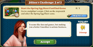 Jillian's Challenge 2 Tasks