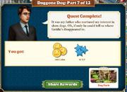 Quest Doggone Dog 7-Rewards