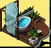 Freeitem Outdoor Bath-rotated