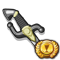 Quest Task Trophy Napoleonic Sword-icon