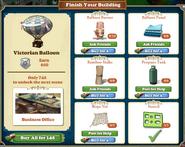 Freeitem Victorian Balloon-info