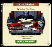 Scene Unlocked Ophidian War Room