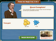 Quest Time For High Tea 3 Complete-Screenshot