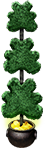 Marketplace Clover Topiary-icon