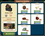 Marketplace Kelley's Pub-info